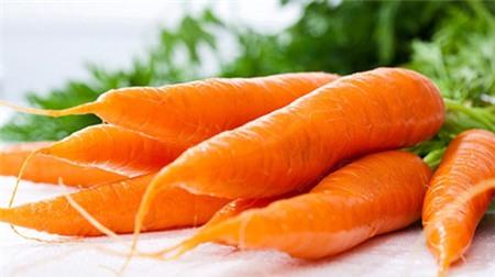 Đẹp da, óng tóc nhờ cà rốt - 1