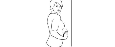 """7 tư thế pose hình """"kinh điển"""" cho phái đẹp"""