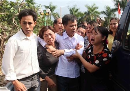 oan sai, tha tù, 10 năm, hung thủ, đầu thú, Bắc Giang