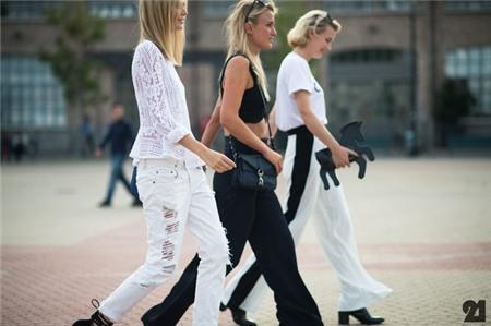 5 cách mặc denim rách đúng kiểu Thu/Đông 2013 7