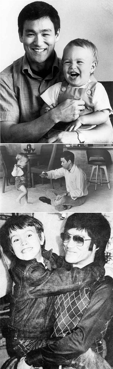 Cái chết trùng hợp lạ kỳ của cha con Lý Tiểu Long | Lý Tiểu Long,Lý Quốc Hào