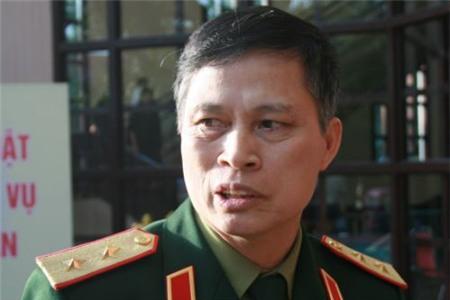 Trung Tướng Trần Văn Độ. (Ảnh Nguyễn Dũng)