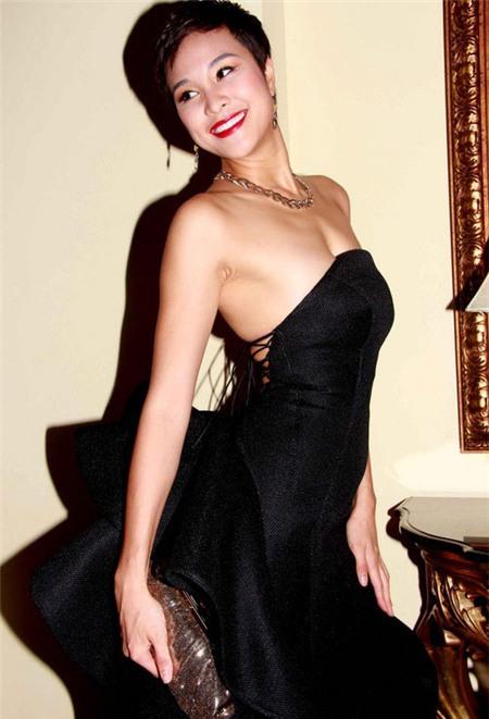 Tóc tém sexy của Mỹ nhân Việt