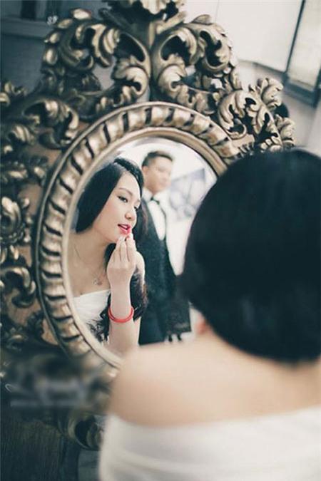 Lộ ảnh cưới của ca sỹ Tuấn Hưng - 1