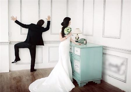 Lộ ảnh cưới của ca sỹ Tuấn Hưng - 2