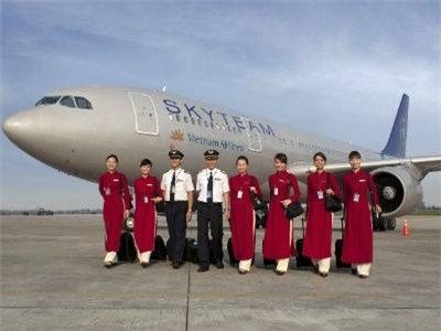 Bộ trưởng Thăng chốt giá khởi điểm cổ phiếu Vietnam Airlines