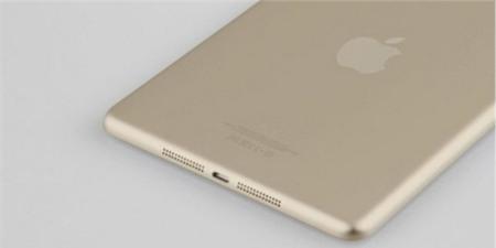 iPad cũng sắp có màu gold giống iPhone