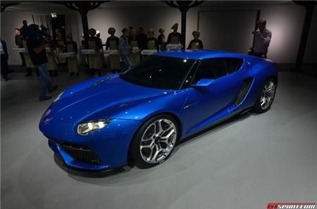 Lamborghini trình làng siêu xe concept mạnh mẽ nhất