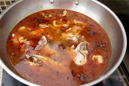 Cách làm nước lẩu cay ngon mê mẩn - 8