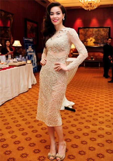Tuyển tập váy pastel đẹp miễn chê của Hồ Ngọc Hà - 6