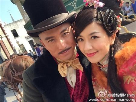 2 nữ phụ phim TVB được khen đẹp không thua Hoa hậu 11