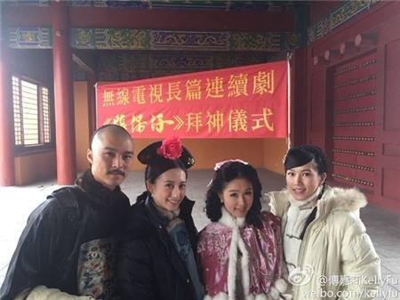 2 nữ phụ phim TVB được khen đẹp không thua Hoa hậu 13
