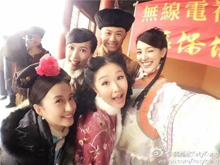 2 nữ phụ phim TVB được khen đẹp không thua Hoa hậu 14