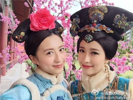 2 nữ phụ phim TVB được khen đẹp không thua Hoa hậu 6