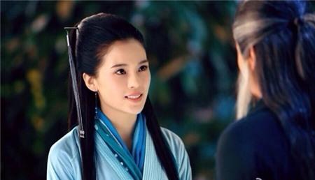 10 vai phụ đàn áp nhan sắc của Tiểu Long Nữ 2014 2
