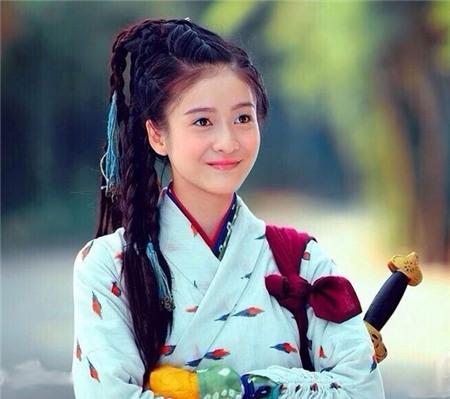 10 vai phụ đàn áp nhan sắc của Tiểu Long Nữ 2014 3