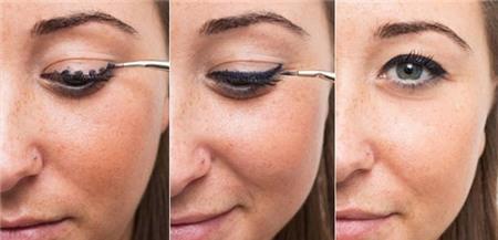 14 mẹo nhỏ giúp bạn kẻ eyeliner mỏng, đẹp, sắc như tranh vẽ 10