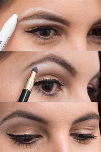 14 mẹo nhỏ giúp bạn kẻ eyeliner mỏng, đẹp, sắc như tranh vẽ 12