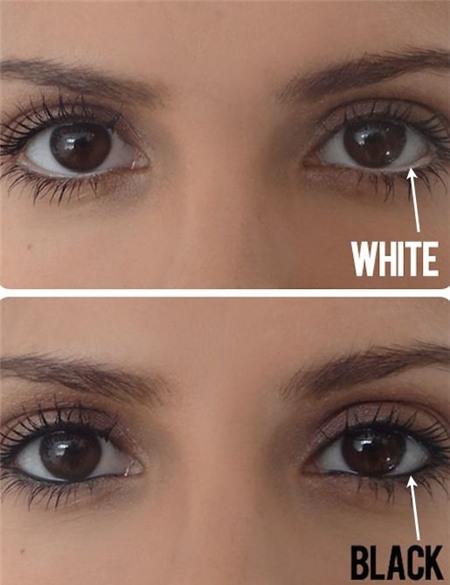 14 mẹo nhỏ giúp bạn kẻ eyeliner mỏng, đẹp, sắc như tranh vẽ 7