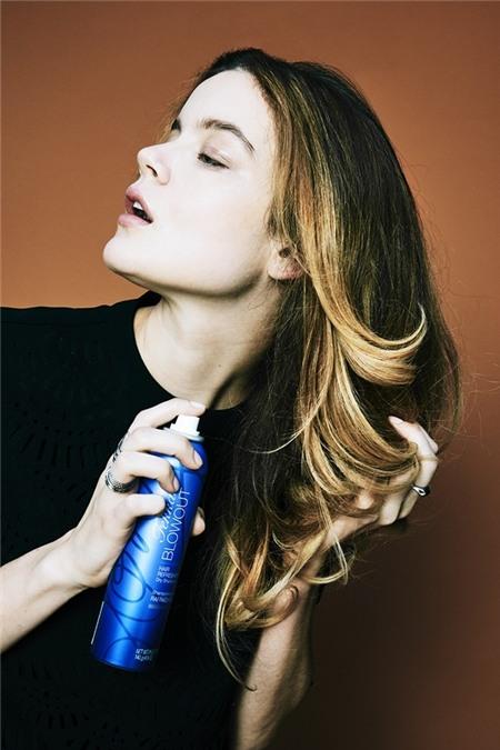 """Học cách tạo kiểu để có mái tóc """"phiêu"""" như quý cô nước Pháp 17"""