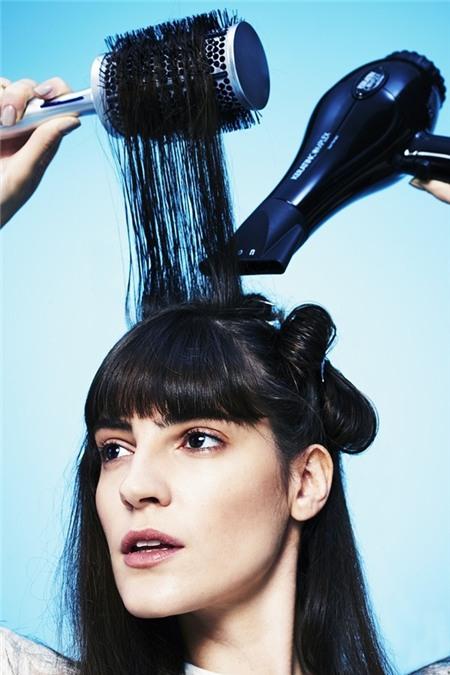 """Học cách tạo kiểu để có mái tóc """"phiêu"""" như quý cô nước Pháp 4"""