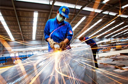 cơ-khí, trọng-điểm, ưu-đãi, sản-xuất, vay-vốn, lãi-suất, DN, chính-sách, hỗ-trợ, dự-án.