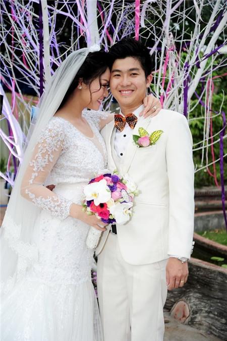 Vì sao Nhật Kim Anh quyết định kết hôn chỉ sau 1 năm gặp gỡ?