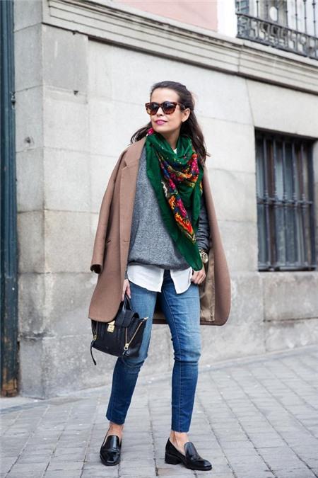 7 món thời trang giúp quý cô luôn yên tâm trong ngày đông lạnh 13