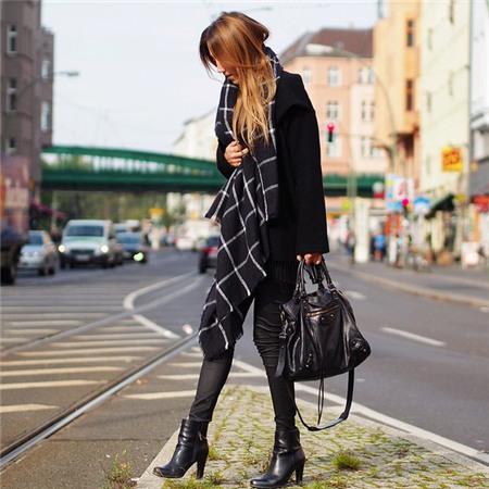 7 món thời trang giúp quý cô luôn yên tâm trong ngày đông lạnh 2