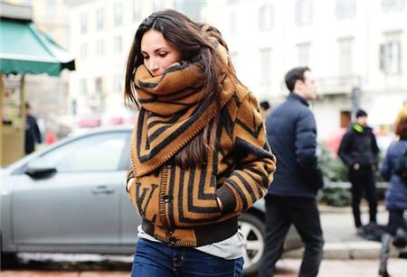 7 món thời trang giúp quý cô luôn yên tâm trong ngày đông lạnh 3