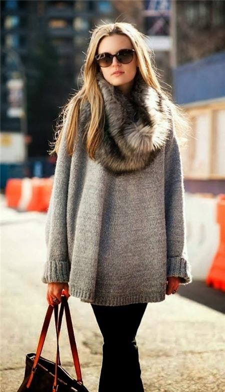 7 món thời trang giúp quý cô luôn yên tâm trong ngày đông lạnh 5