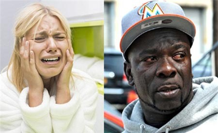 phụ nữ, đàn ông, khóc, rơi lệ, hoóc môn