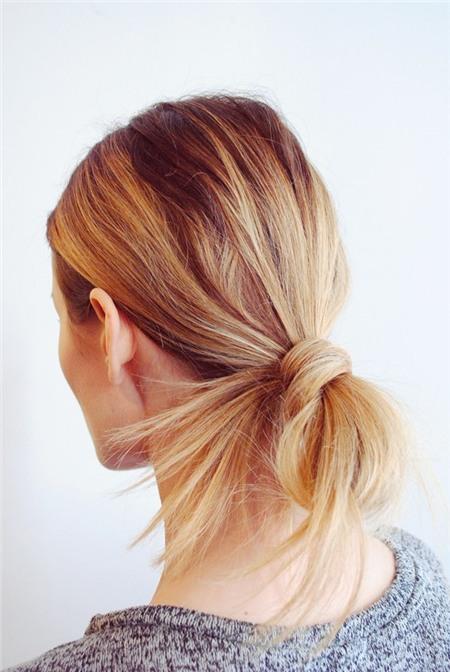 3 kiểu tóc búi duyên dáng không tốn quá 10 phút để tự thực hiện 16