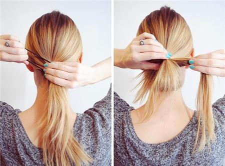 3 kiểu tóc búi duyên dáng không tốn quá 10 phút để tự thực hiện 17