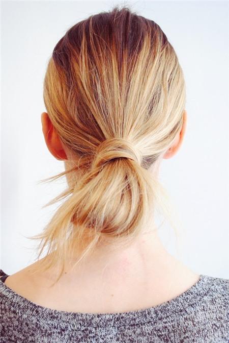 3 kiểu tóc búi duyên dáng không tốn quá 10 phút để tự thực hiện 18