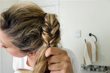 3 kiểu tóc búi duyên dáng không tốn quá 10 phút để tự thực hiện 8