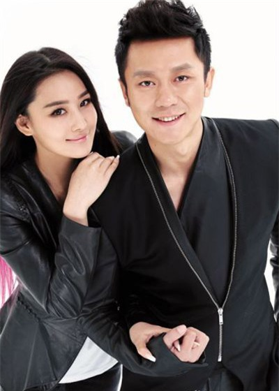 Trương Hinh Dư bên tình cũ Lý Thần.