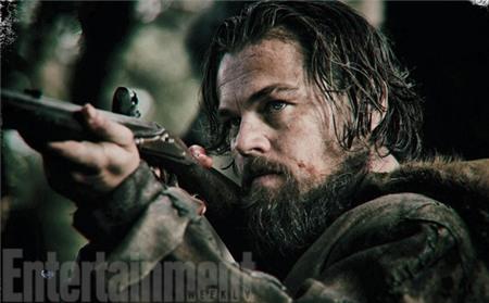 Hé lộ tạo hình bóng ma hiện về của Leonardo DiCaprio