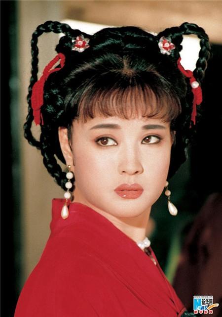 Trước Phạm Băng Băng, Lưu Hiểu Khánh là người đẹp để lại dấu ấn sâu đậm nhất với vai Võ Tắc Thiên.