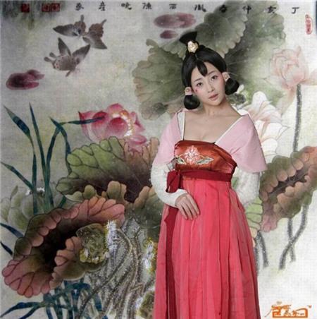Vai diễn Võ Tắc Thiên của Ân Đào không được nhiều người đánh giá cao.