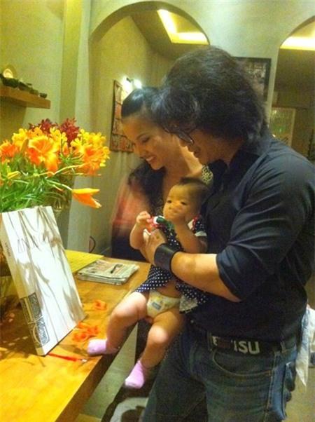 Sao Việt lo sinh con trước, đám cưới sau