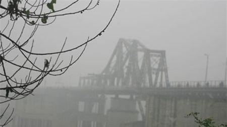 Hà Nội bắt đầu chuỗi ngày nồm ẩm, sáng sớm có mưa