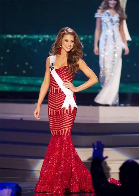 Công bố Top 5 Hoa hậu Hoàn vũ 2014