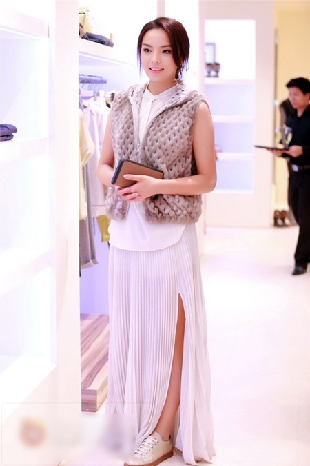 Hoa hậu Kỳ Duyên và những lần mặc đồ bị chê