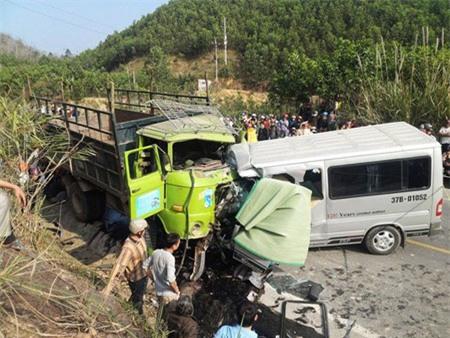 Khởi tố vụ tai nạn thảm khốc 9 người chết ở Thanh Hóa