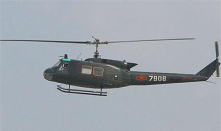 Ảnh: Hiện trường vụ trực thăng rơi làm 4 người chết ở Sài Gòn