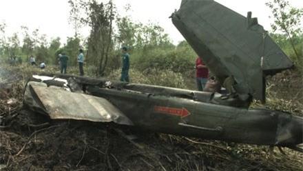 Tiết lộ nguyên nhân rơi trực thăng UH-1 ở TP HCM