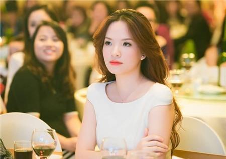 Sao Việt rạng rỡ và tươi tắn hơn với màu tóc nhuộm nâu 10