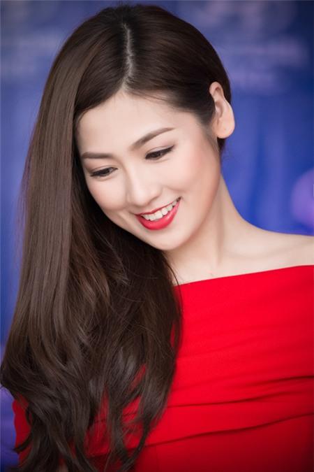 Sao Việt rạng rỡ và tươi tắn hơn với màu tóc nhuộm nâu 15