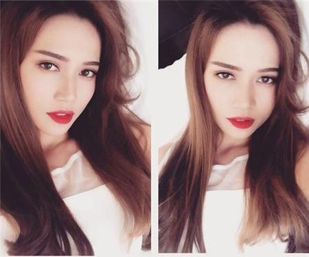 Sao Việt rạng rỡ và tươi tắn hơn với màu tóc nhuộm nâu 21